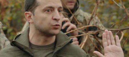 """""""Вы стояли с плакатами, что я — х**ло!"""" новое видео со скандальной поездки Зеленского в Золотое (ВИДЕО)"""
