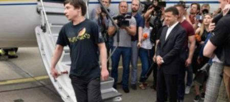 """""""Такого никто не ожидал"""": Освобожденный из российского плена Павел Гриб подло отплатил Зеленскому"""
