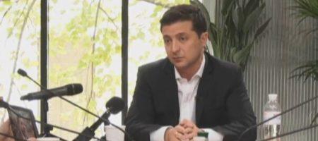 Зеленский впервые прокомментировал масштабные протесты в Украине