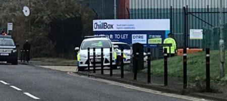 Полиция Великобритании обнаружила грузовик с 39 трупами