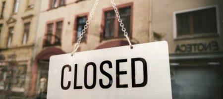 В Украине растет количество предпринимателей, закрывающих свой бизнес