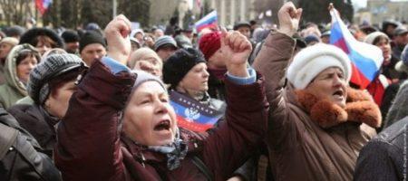 «Украина должна покаяться перед Донбассом!». Донетчане ответили Зеленскому на призыв к миру. ВИДЕО
