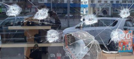 В Киеве нашли и расстреляли москалей