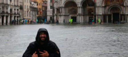 Апокалипсис в Венеции: невиданный потоп обрушился на город. ФОТО