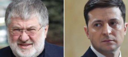 «Коломойский направо, Зеленский налево». Украина на пороге войны между президентом и олигархом