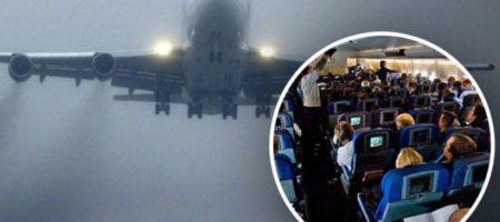 В Харькове самолет с туристами едва не разбился при посадке - СМИ