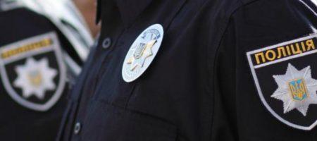 Отомстила за подругу: под Киевом бизнесвумен разгромила полицейское авто. ФОТО