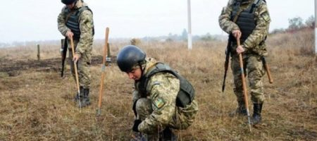 Свершилось: в ООС рассказали о завершении разминирования в Петровском