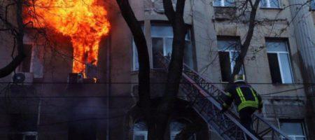 Страшный пожар в Одессе: умерла одна из пострадавших, 4 до сих пор не нашли
