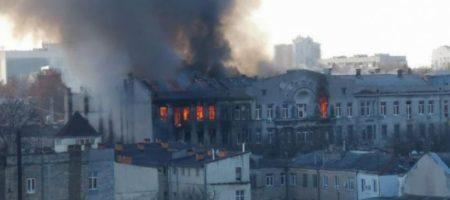 Пожар в Одессе: в больнице скончалась одна из пострадавших