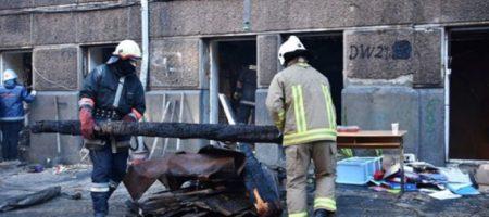 Пожар в Одессе: обнаружили одну из пропавших без вести девушек