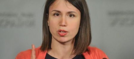 Татьяна Черновол берет на Майдан автомат. ВИДЕО
