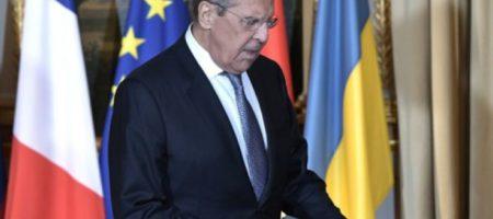 Лавров разоткровенничался о «нормандских» переговорах Зеленского с Путиным