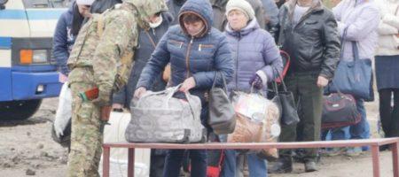 Жители ОРДЛО показали, как относятся к Украине. ФОТО