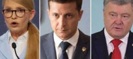 Зеленский, Порошенко или Тимошенко: стало известно, кого украинцы считают политиком года