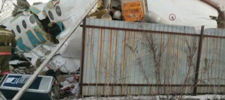 Авиакатастрофа в Казахстане: СМИ сообщают о гибели военного топ-чиновника
