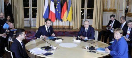На нормандской встрече не удалось договориться о разведении сил на Донбассе