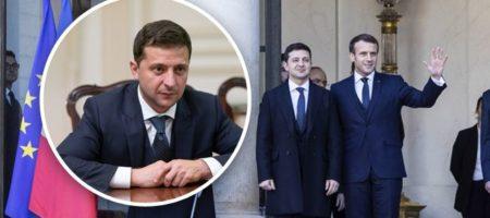 Зеленский, Путин, Меркель и Макрон: кто был испуган больше всех (ФОТО)