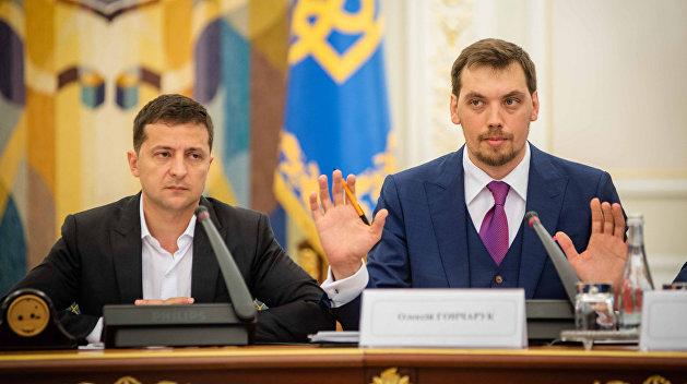 Гончарук больше не друг Зеленскому: подробности скандала