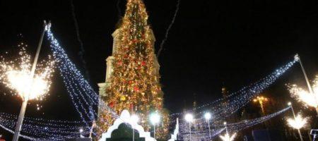 ТОП-5: Киевскую новогоднюю елку включили в «пятерку» самых красивых в Европе. ФОТО