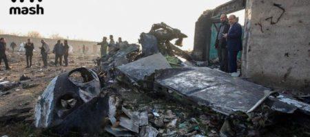 Тела разбросало на 2 га: в Сети появились жуткие ФОТО крушения Boeing в Иране