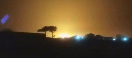 Авиакатастрофа в Иране: в сети появилось новое ВИДЕО страшного момента