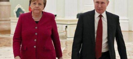 Четырехчасовые переговоры в Кремле: Меркель и Путин вышли к прессе и сделали ряд заявлений