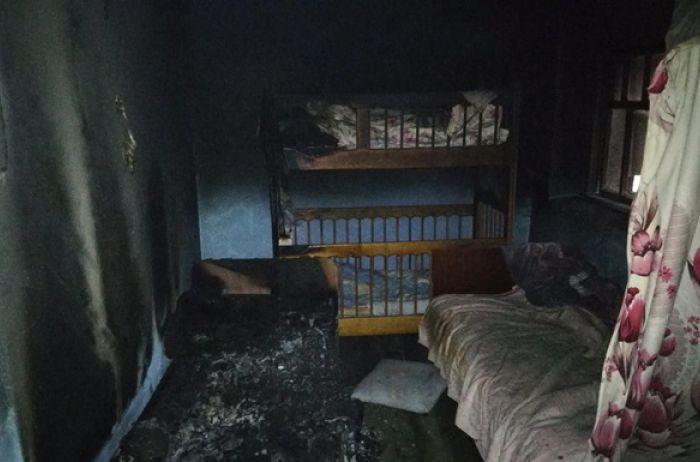 Трагедия под Киевом: в пожаре вместе с отцом угорели двое малолетних детей