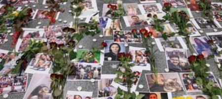 В Иране опознана большая часть тел погибших при крушении самолета
