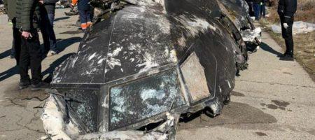 Падение самолета МАУ: украинские спасатели рассказали, что им удалось найти на месте трагедии. ВИДЕО