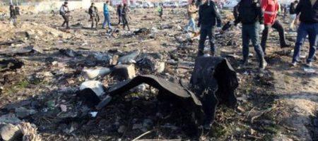Украинские правоохранители могут получить черные ящики сбитого рейса МАУ