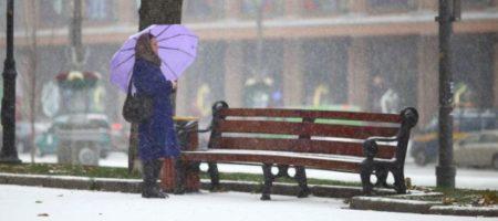 Украинцев предупредили: метеорологическая зима еще не наступила