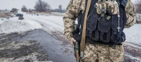 """Украинские патриоты устроили """"диверсию"""" на Донбассе. ФОТО"""