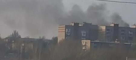 Боевики в Донецке опять делят власть? В центре города прогремел мощный взрыв