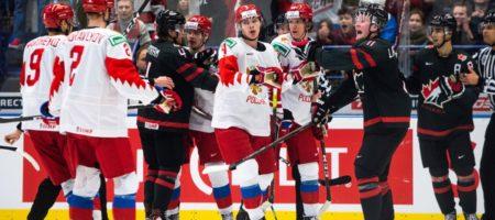 Россияне радовались победе на МЧМ по хоккею, хотя их сборная проиграла. Все из-за повтора финала 2011 года на ТВ