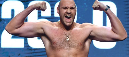 """""""Вместо меня на первое место в рейтинге WBO поставили какого-то бомжа Усика"""": скандальное заявление Фьюри"""