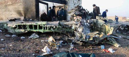 В Иране сделали заявление по крушению самолета МАУ