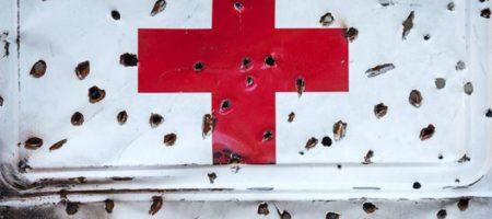 Несла лекарство военному: на Донбассе при обстреле погибла боевой медик