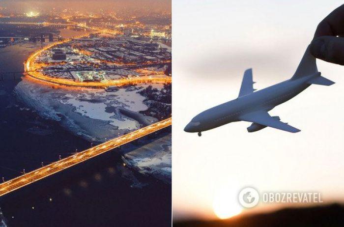 Под Киевом появится международный аэропорт