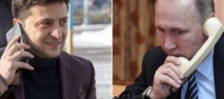 Путин накинулся на Зеленского: из Кремля «вытекли» скандальные детали разговора