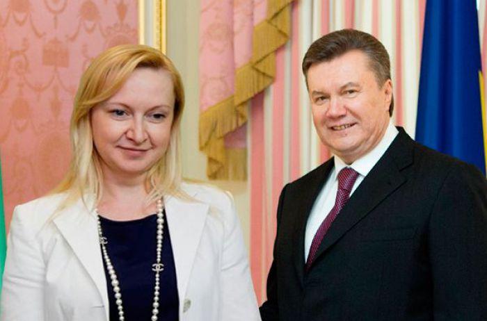 Любовница Януковича, недавно родившая ему третьего сына, удивила внешностью. ФОТО