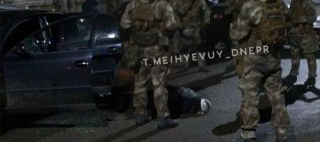 В Днепре КОРД мастерски задержал бандитов, похитивших девушку. ВИДЕО