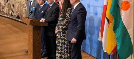 СБ ООН: Пять стран выступили с осуждением агрессии РФ в отношении Украины