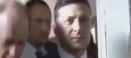 В Борисполе на Зеленского набросилась жительница Донбасса. ВИДЕО