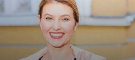 """Елена Зеленская заплела косы: """"Ничего себе эксперименты!"""". ФОТО"""