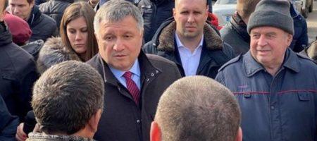 Аваков намекнул, кто может стоять за бойней в Новых Санжарах