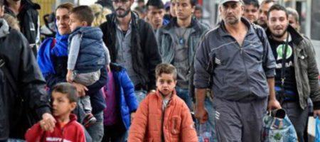 Ни женщин, ни детей: Турция открывает беженцам дорогув Европу. ВИДЕО