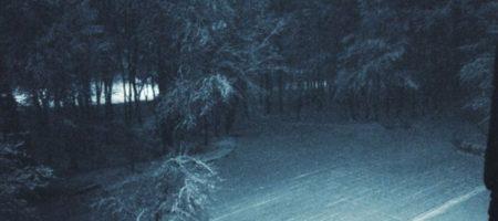 Украину засыпает снегом: опубликованы яркие фото и видео