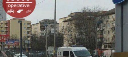 В Киеве устроили переполох в вузе из-за студента из Китая, потерявшего сознание