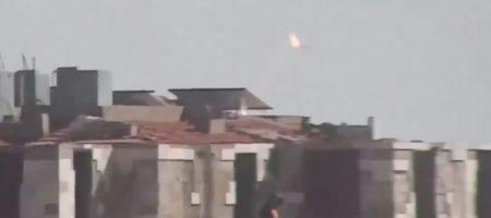 Турецкие военные сбили два сирийских самолета в небе над Идлибом. ВИДЕО